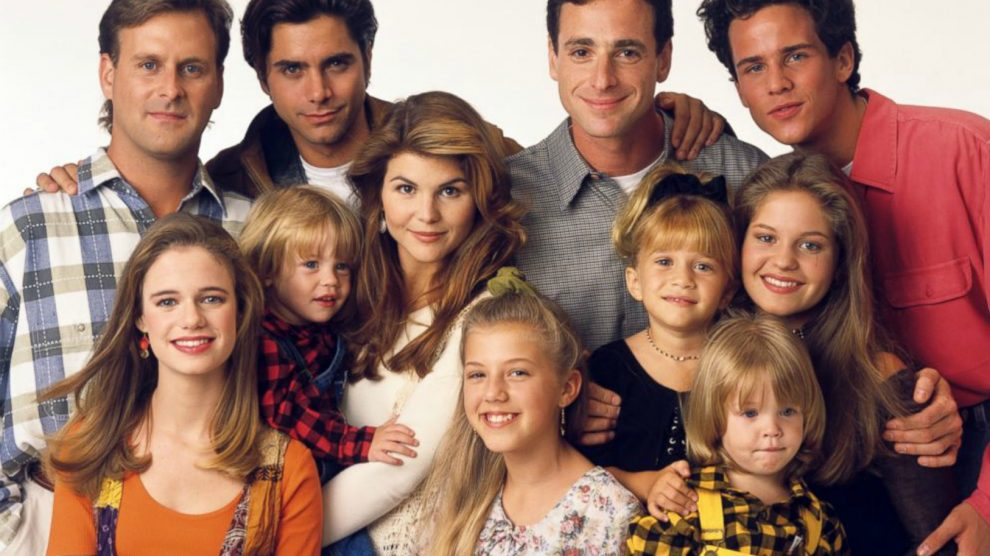 Full House Tres E Demais