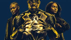 Raio Negro Black Lightning The CW