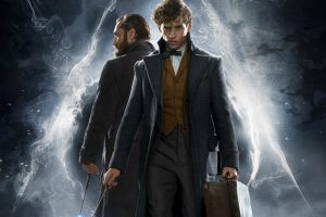 Animais Fantasticos Crimes de Grindelwald